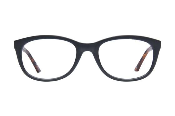 Lunettos Diane Black Glasses