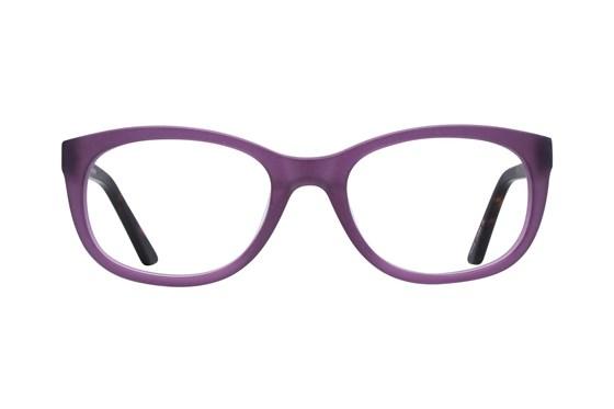 Lunettos Diane Purple Glasses