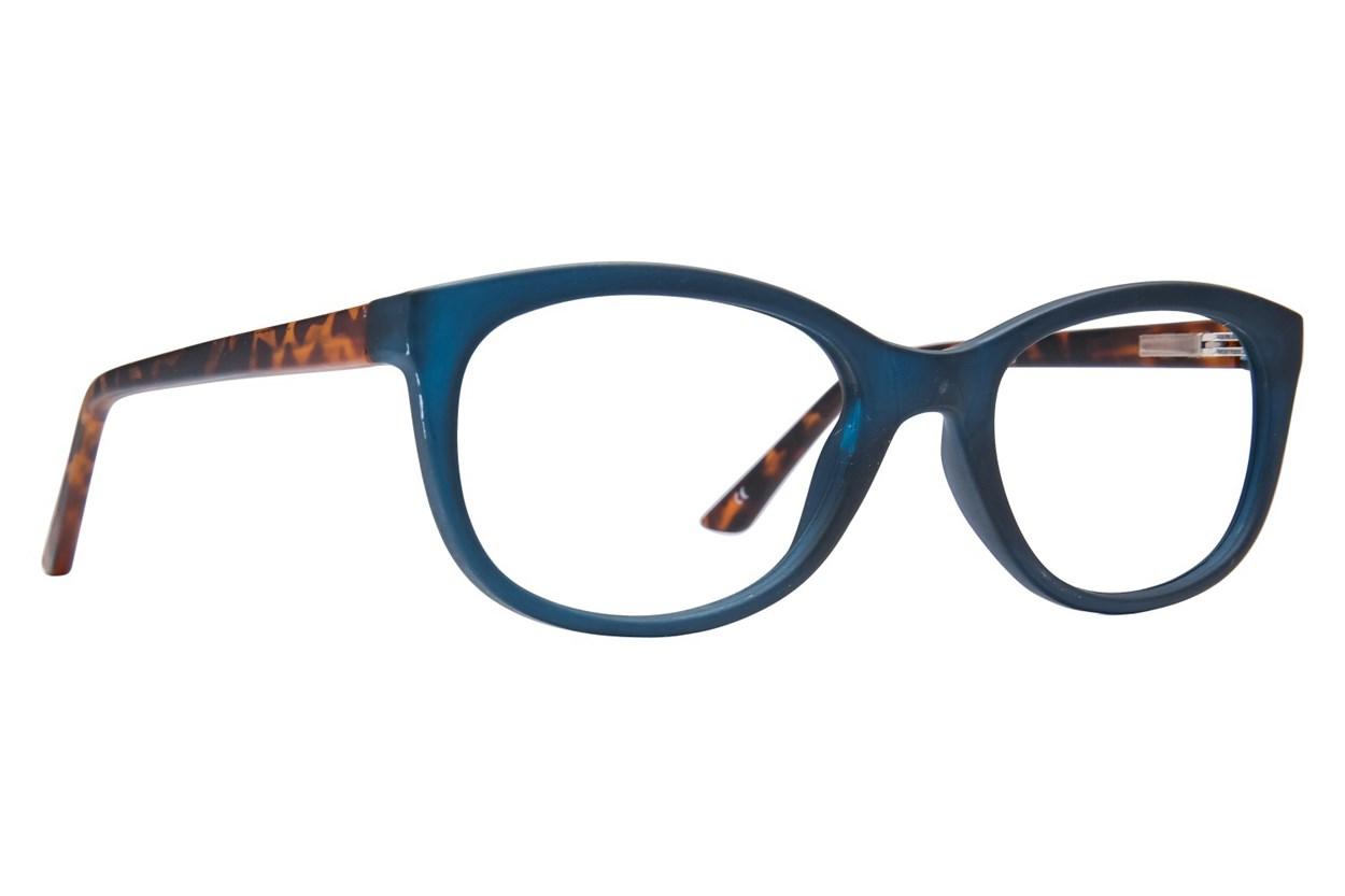 Lunettos Diane Blue Glasses