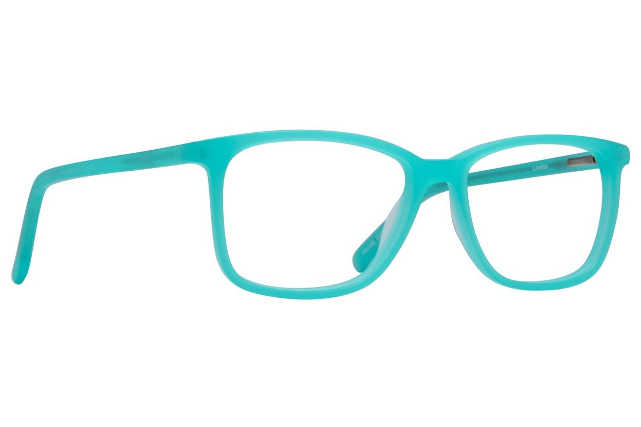 Lunettos Lee Turquoise Glasses