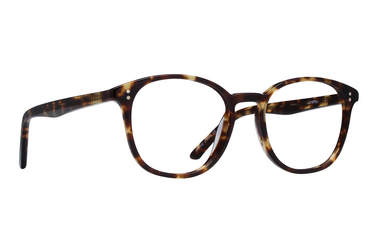 Lunettos Logan Tortoise Glasses