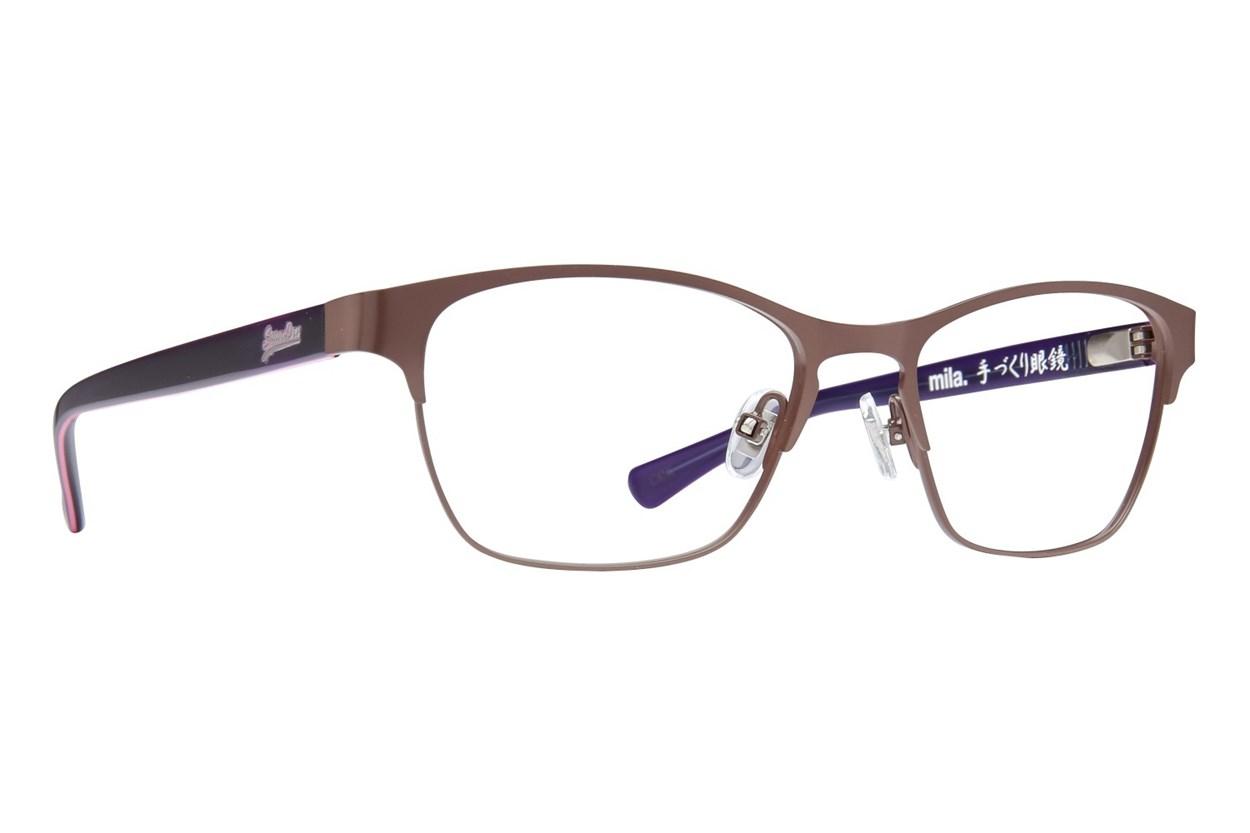 Superdry Mila Brown Glasses