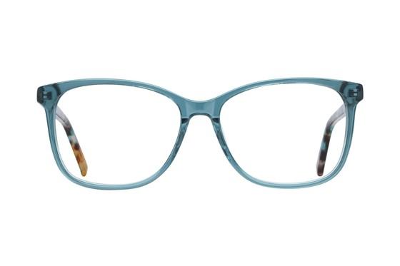 Lunettos Skyler Turquoise Glasses