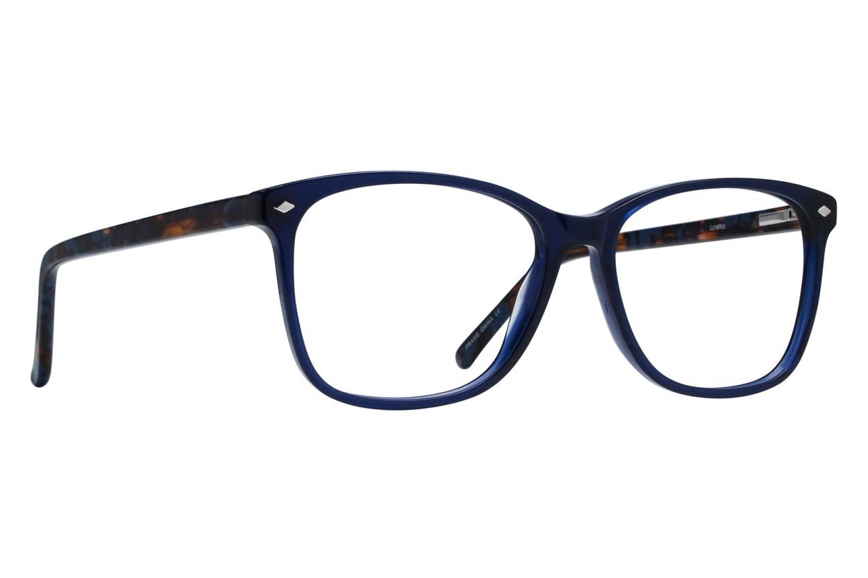 Lunettos Skyler Blue Glasses
