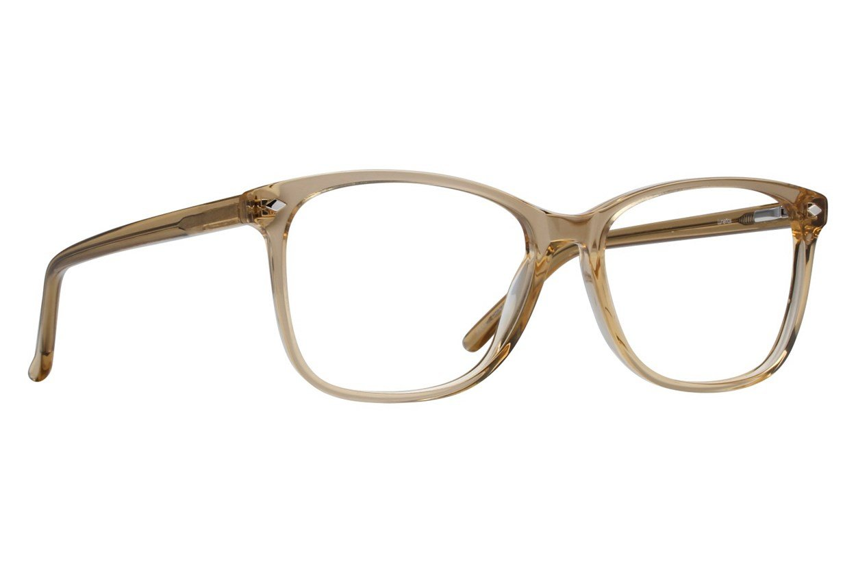 Lunettos Skyler Eyeglasses - Brown