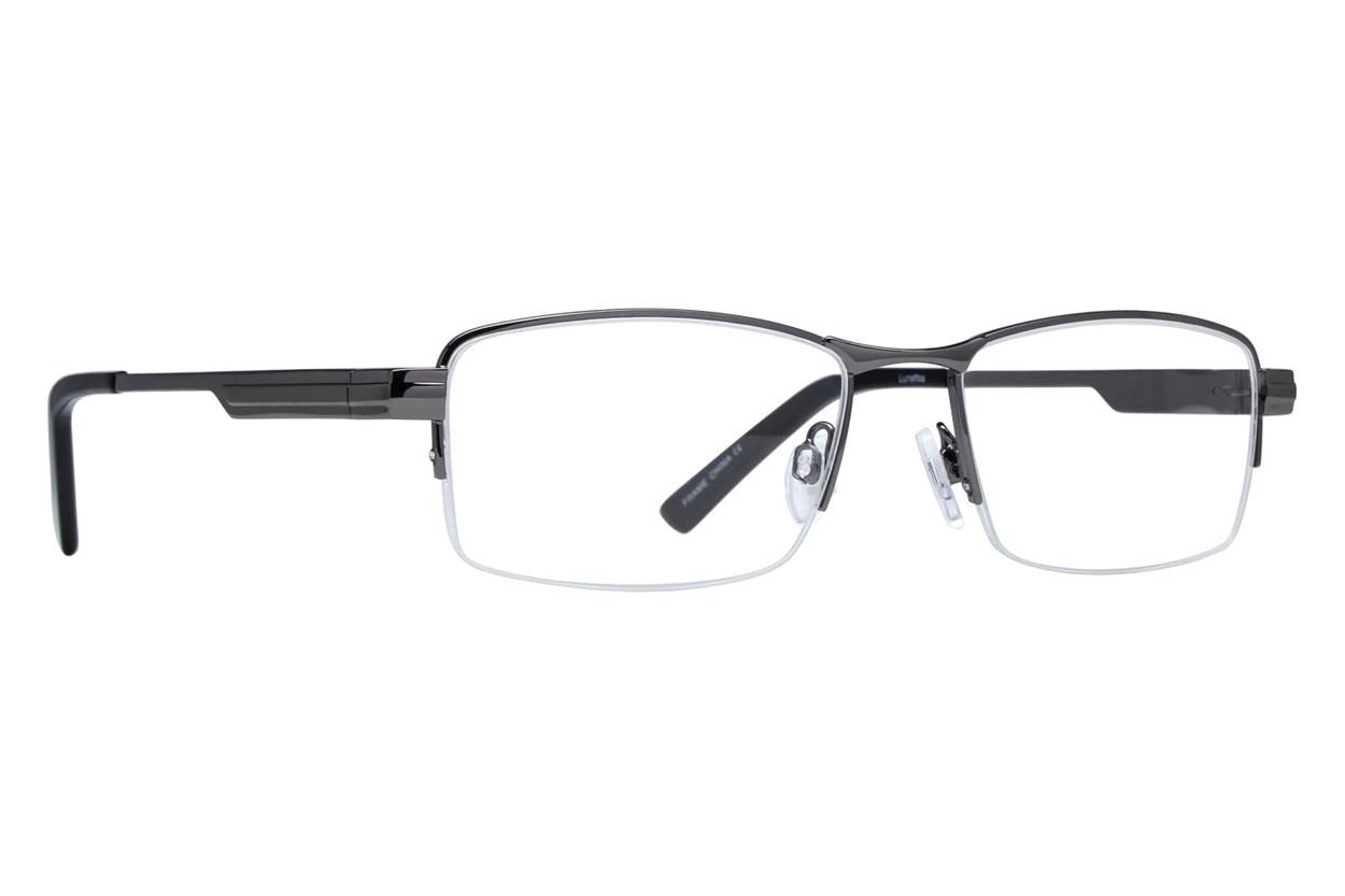 Lunettos Thomas Gray Glasses