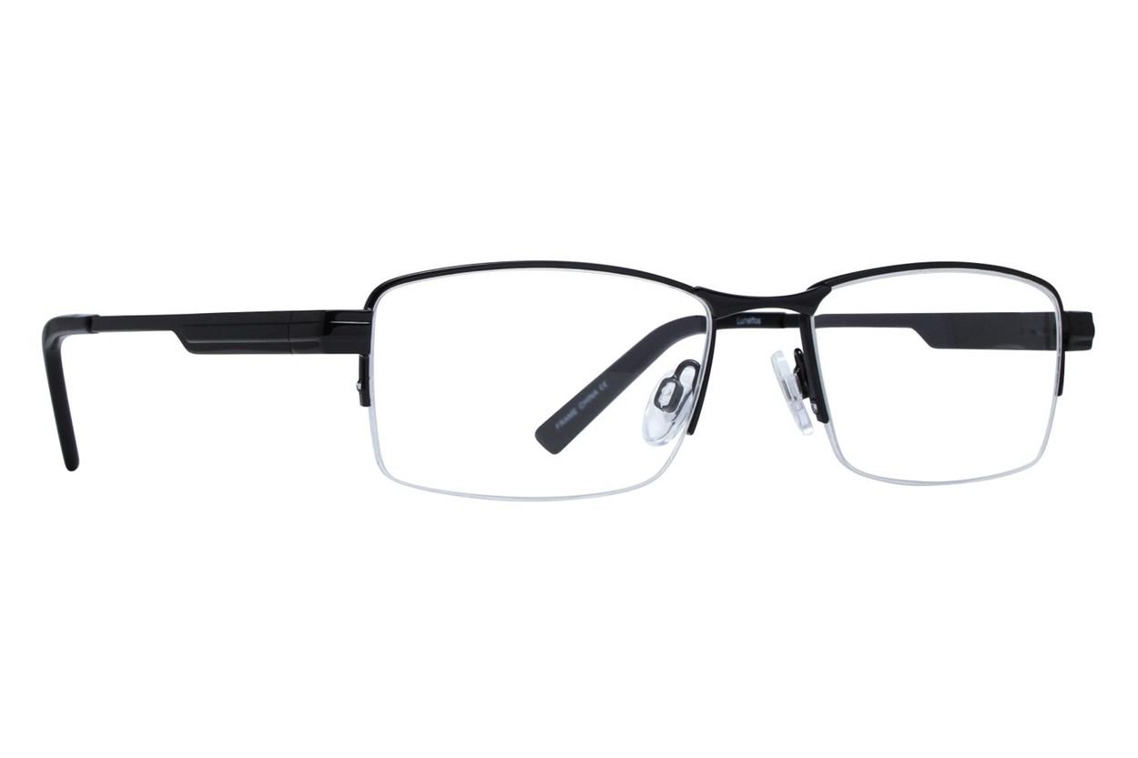 Lunettos Thomas Black Glasses