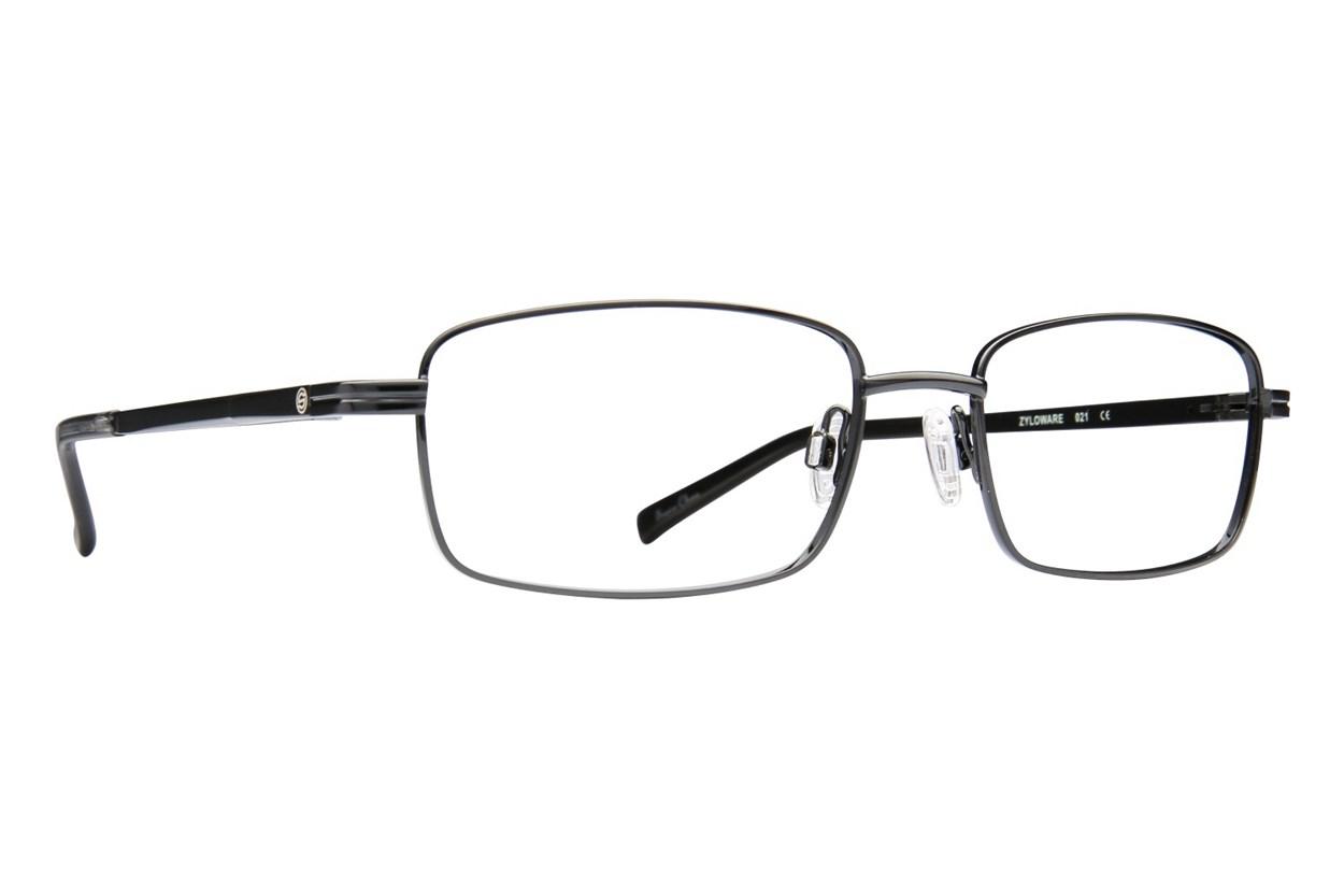 Stetson XL 21 Black Glasses