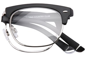 Click to swap image to alternate 1 - Eyefolds The Country Club Reader Black ReadingGlasses