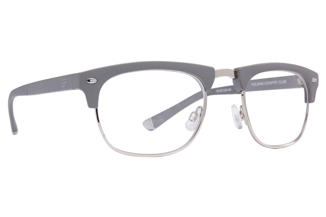 Eyefolds The Country Club Reader Gray ReadingGlasses