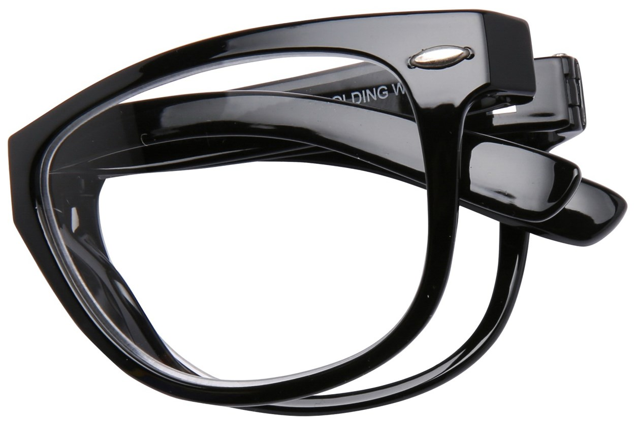 Alternate Image 1 - Eyefolds The Winner Black ReadingGlasses
