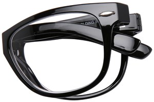 Click to swap image to alternate 1 - Eyefolds The Winner ReadingGlasses - Black