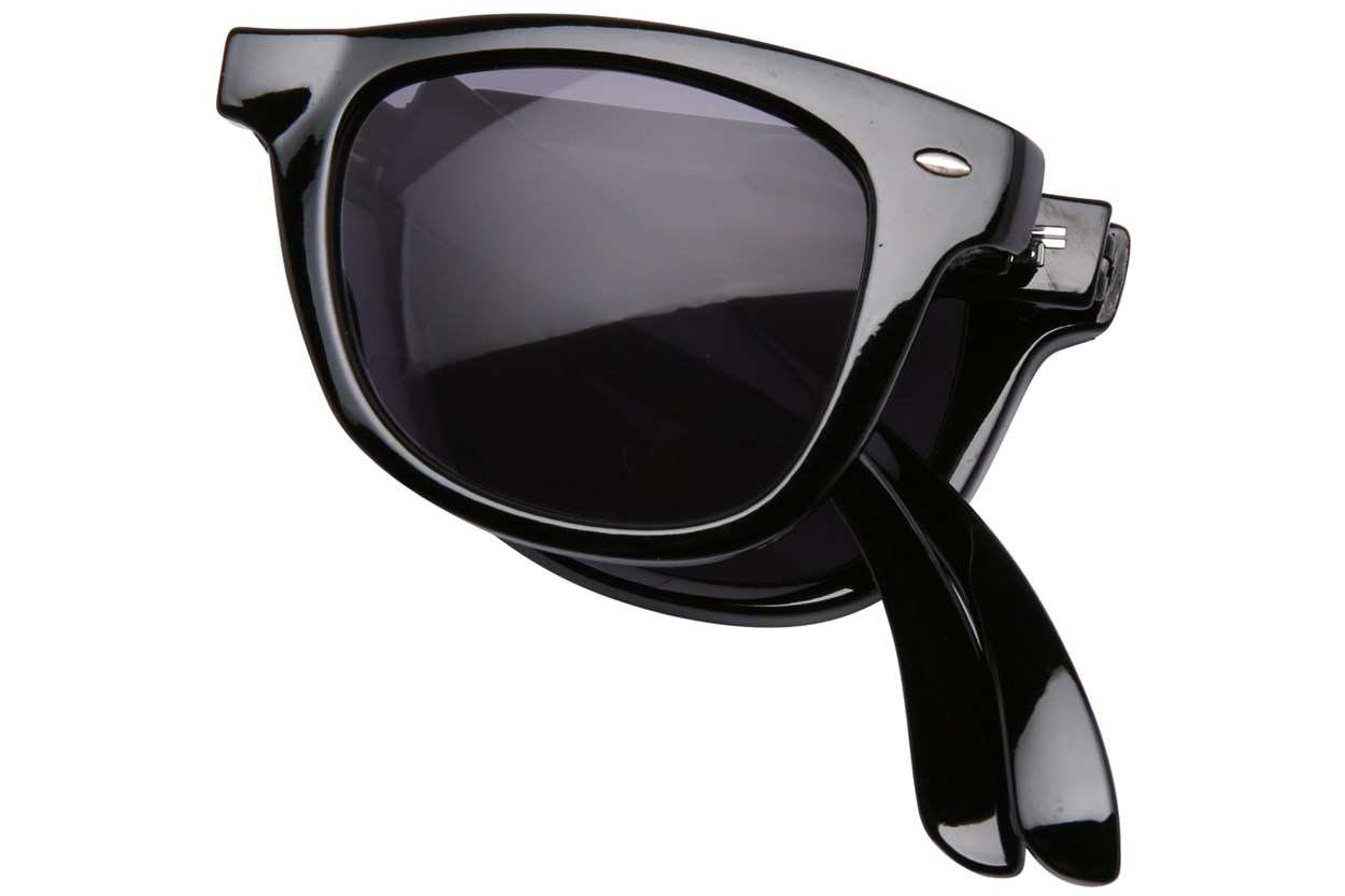 Alternate Image 1 - Eyefolds The Beachcomber Reading Sunglasses Black ReadingGlasses