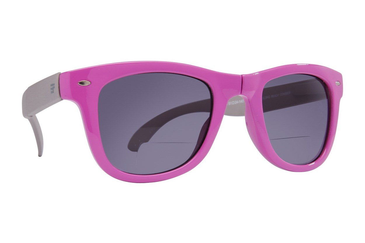 Eyefolds The Beachcomber Reading Sunglasses Pink ReadingGlasses