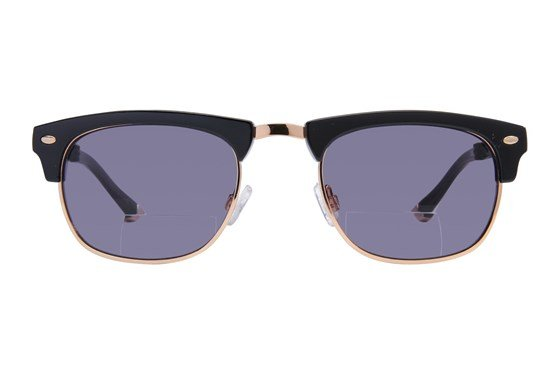 Eyefolds The Country Club Sun Reader Black