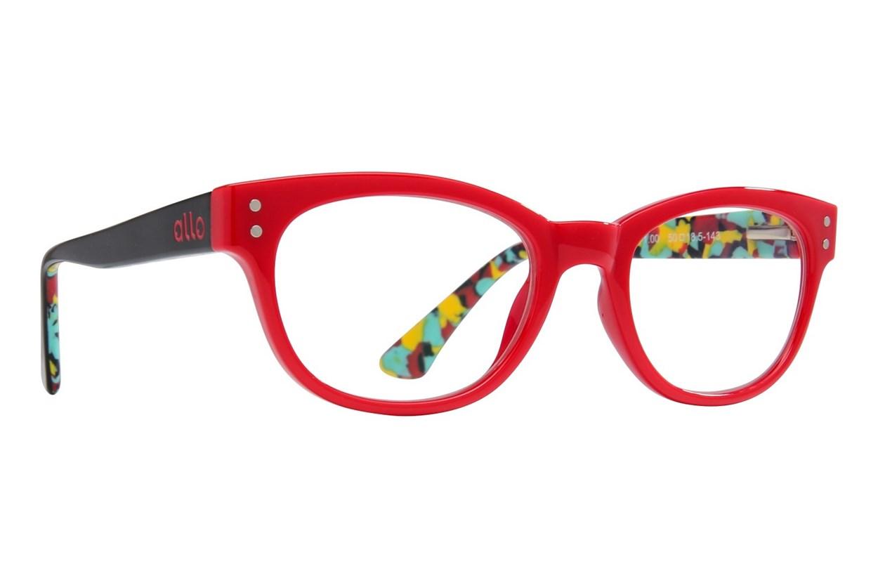 allo Hello Reading Glasses Red ReadingGlasses