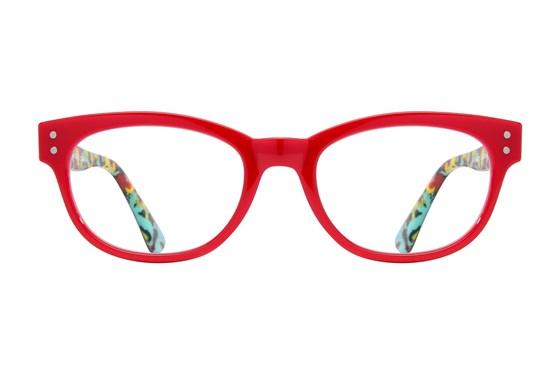 allo Hello Reading Glasses Red