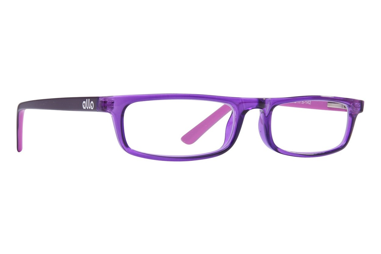 allo G'Day Reading Glasses Purple ReadingGlasses