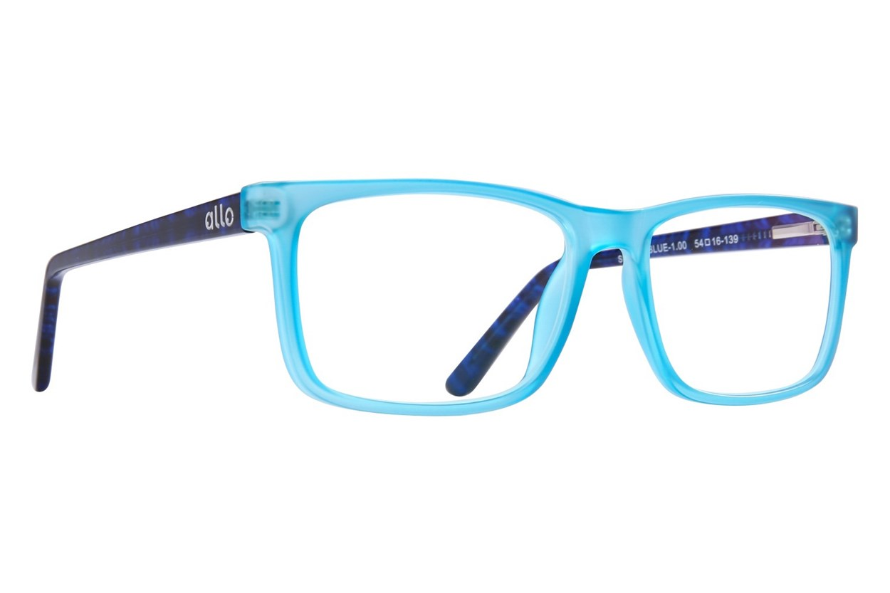 allo Shalom Reading Glasses Blue ReadingGlasses