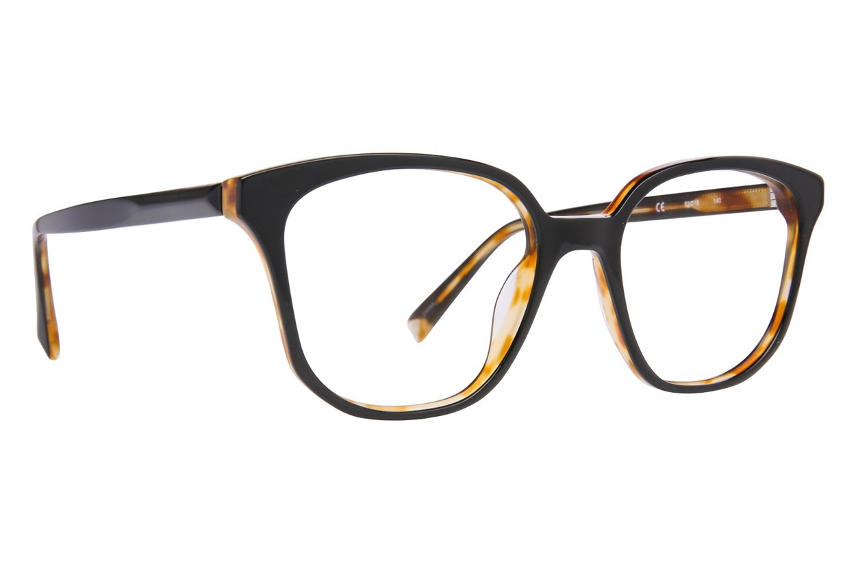 Kendall + Kylie Zoey Black Glasses