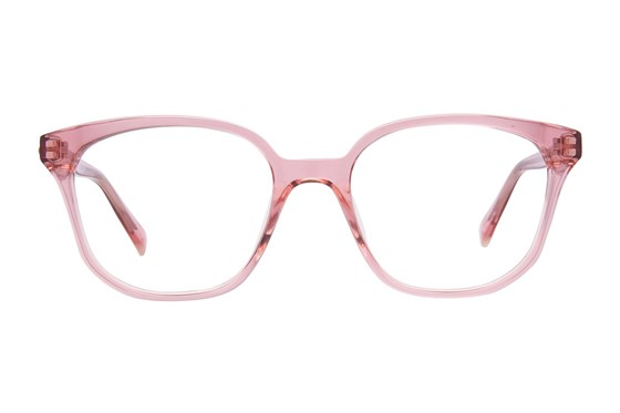 Kendall + Kylie Zoey Pink Glasses