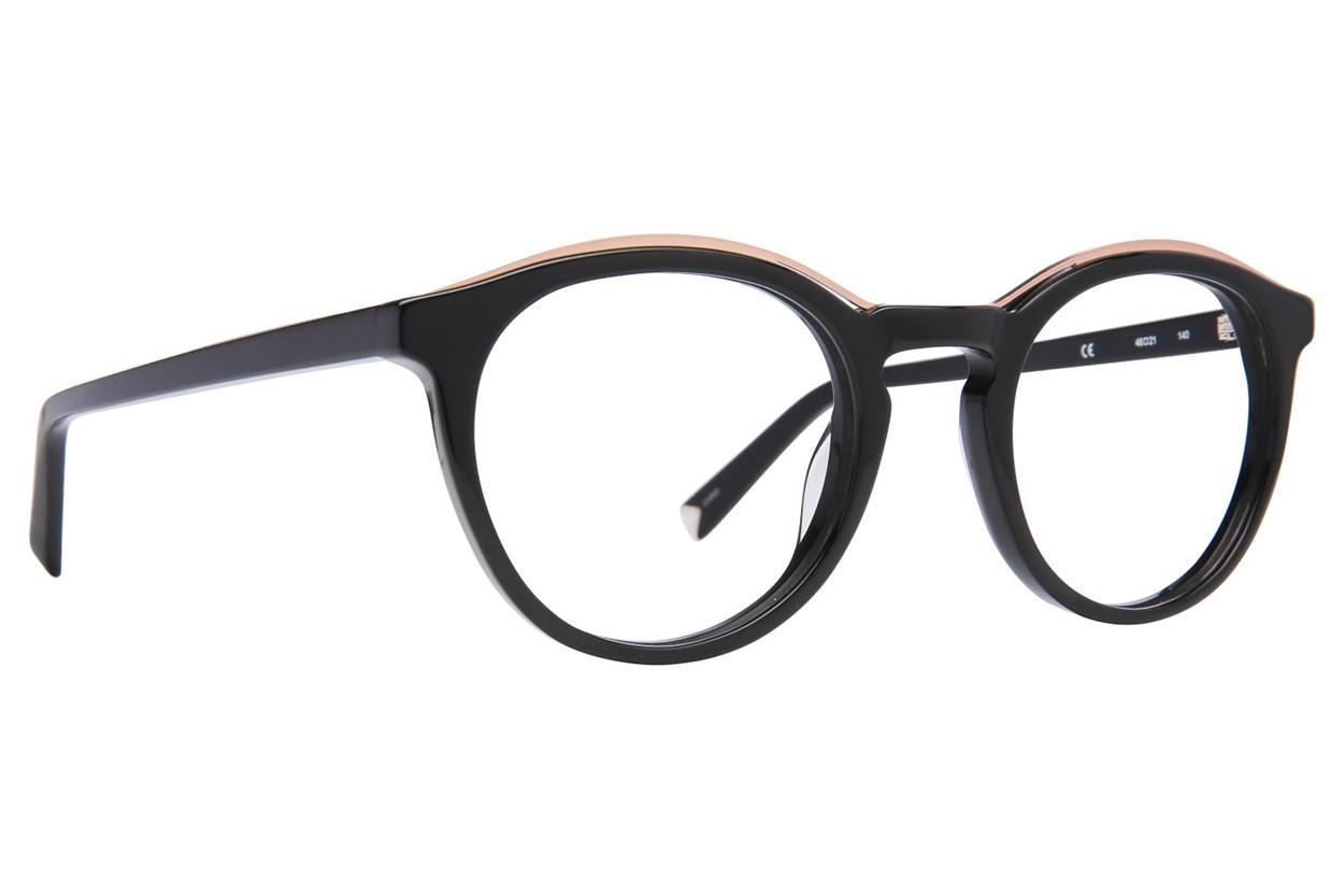 Kendall + Kylie Noelle Black Glasses