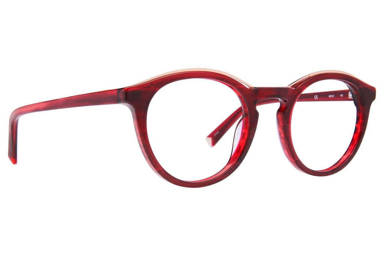 Kendall + Kylie Noelle Red Glasses