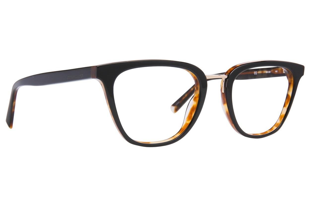 Kendall + Kylie Lola Black Glasses