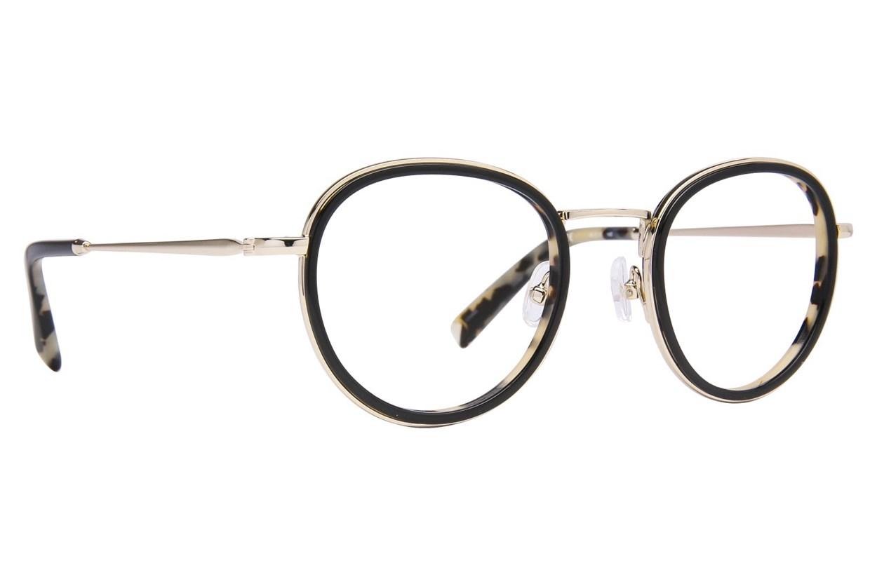 Kendall + Kylie Ryan Black Glasses