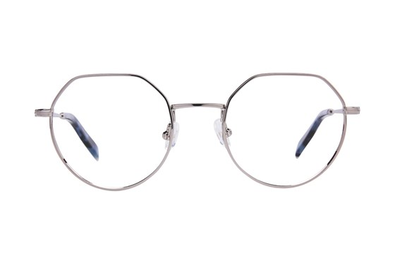 Kendall + Kylie Ivy Silver Glasses