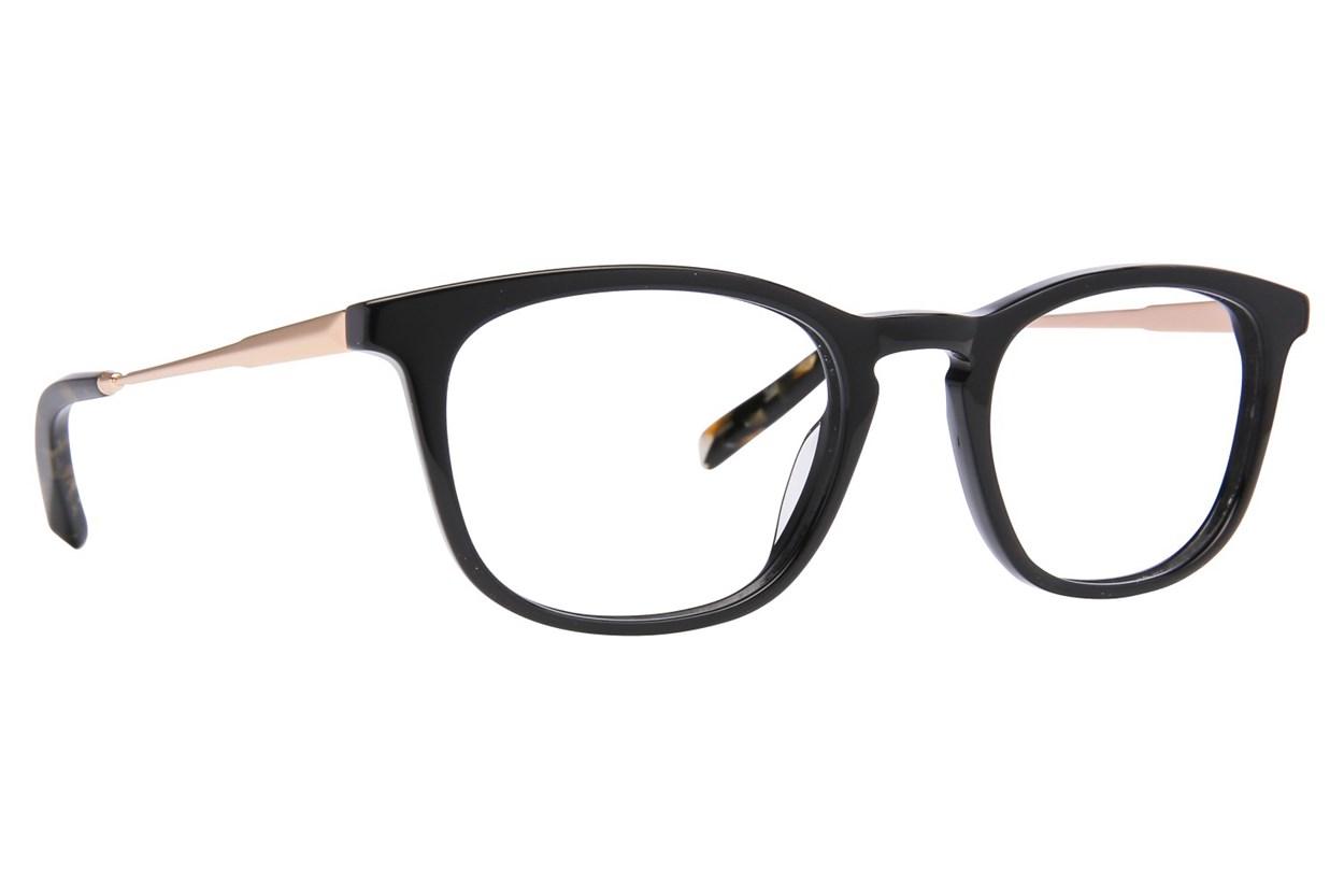 Kendall + Kylie Heidi Black Glasses