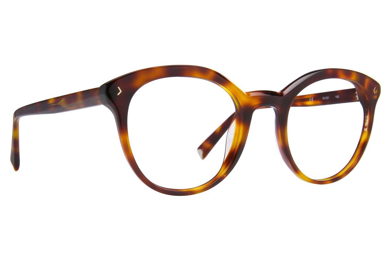 Kendall + Kylie Arianna Tortoise Glasses