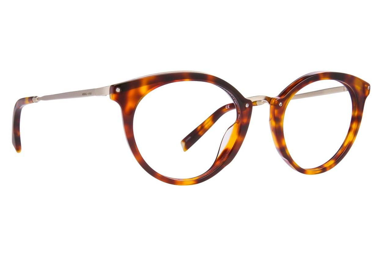 Kendall + Kylie Rae Tortoise Glasses