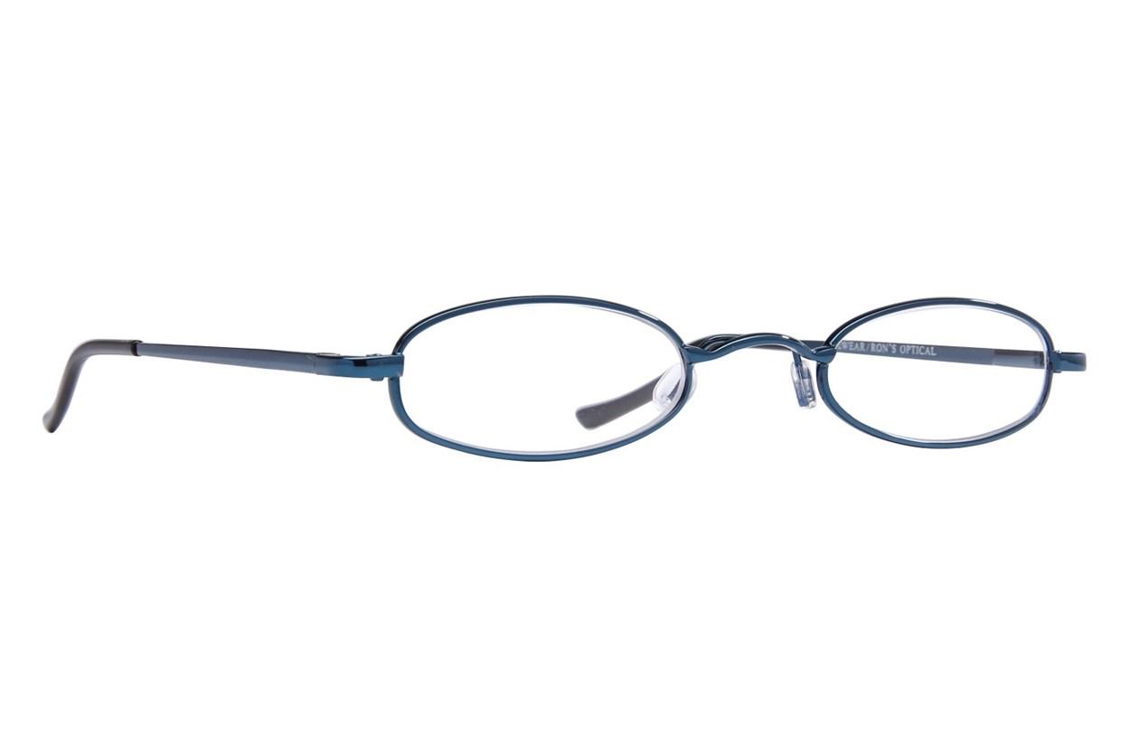 I Heart Eyewear Tube Reading Glasses Blue ReadingGlasses