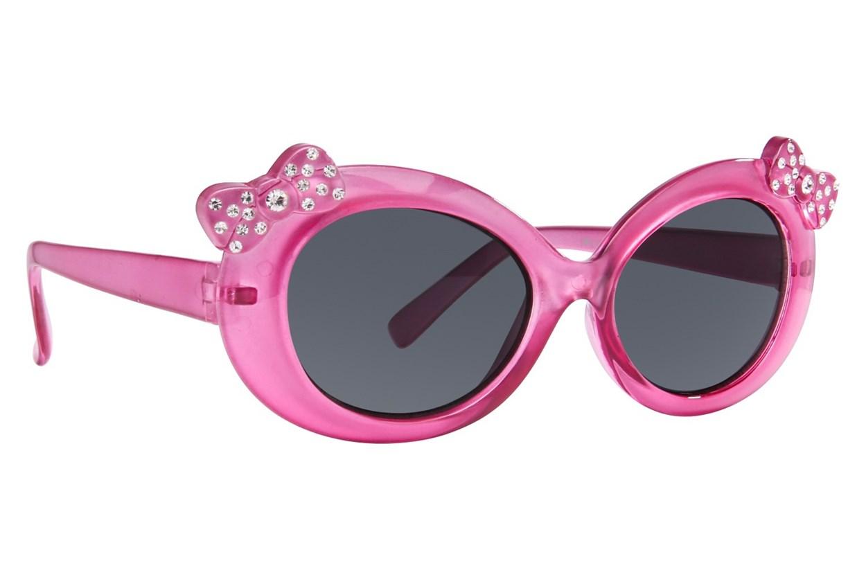 I Heart Eyewear Ariel Pink Sunglasses