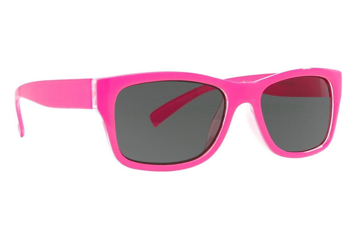 I Heart Eyewear Astrid Pink Sunglasses