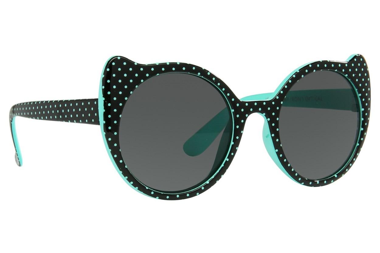 I Heart Eyewear Gwen Green Sunglasses