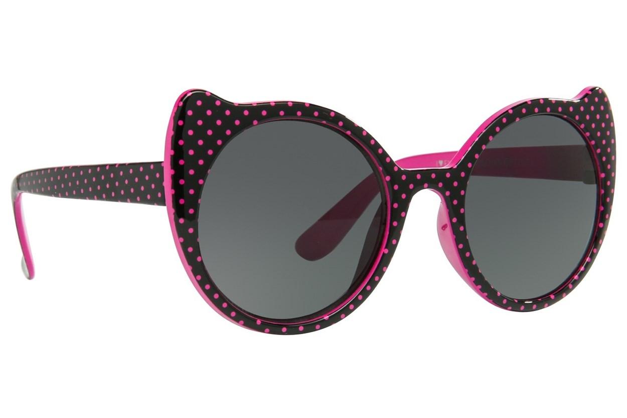 I Heart Eyewear Gwen Pink Sunglasses