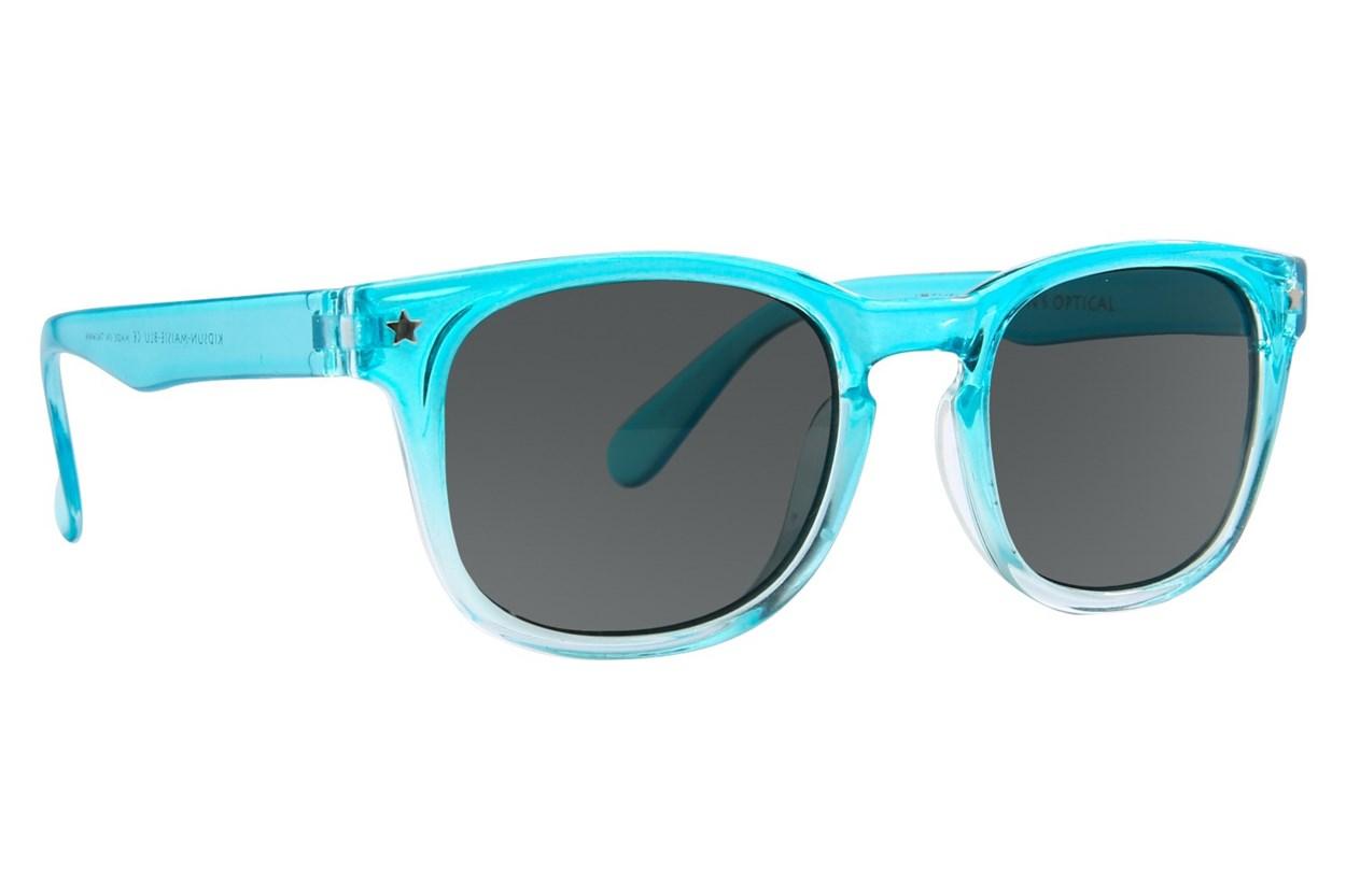 I Heart Eyewear Maisie Blue Sunglasses