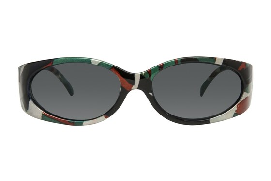 I Heart Eyewear Hunter Green Sunglasses