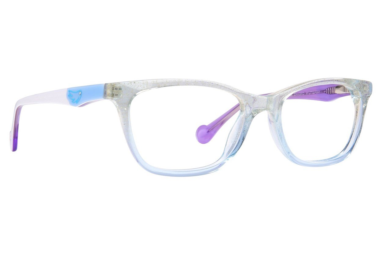 My Little Pony Loyalty Blue Glasses