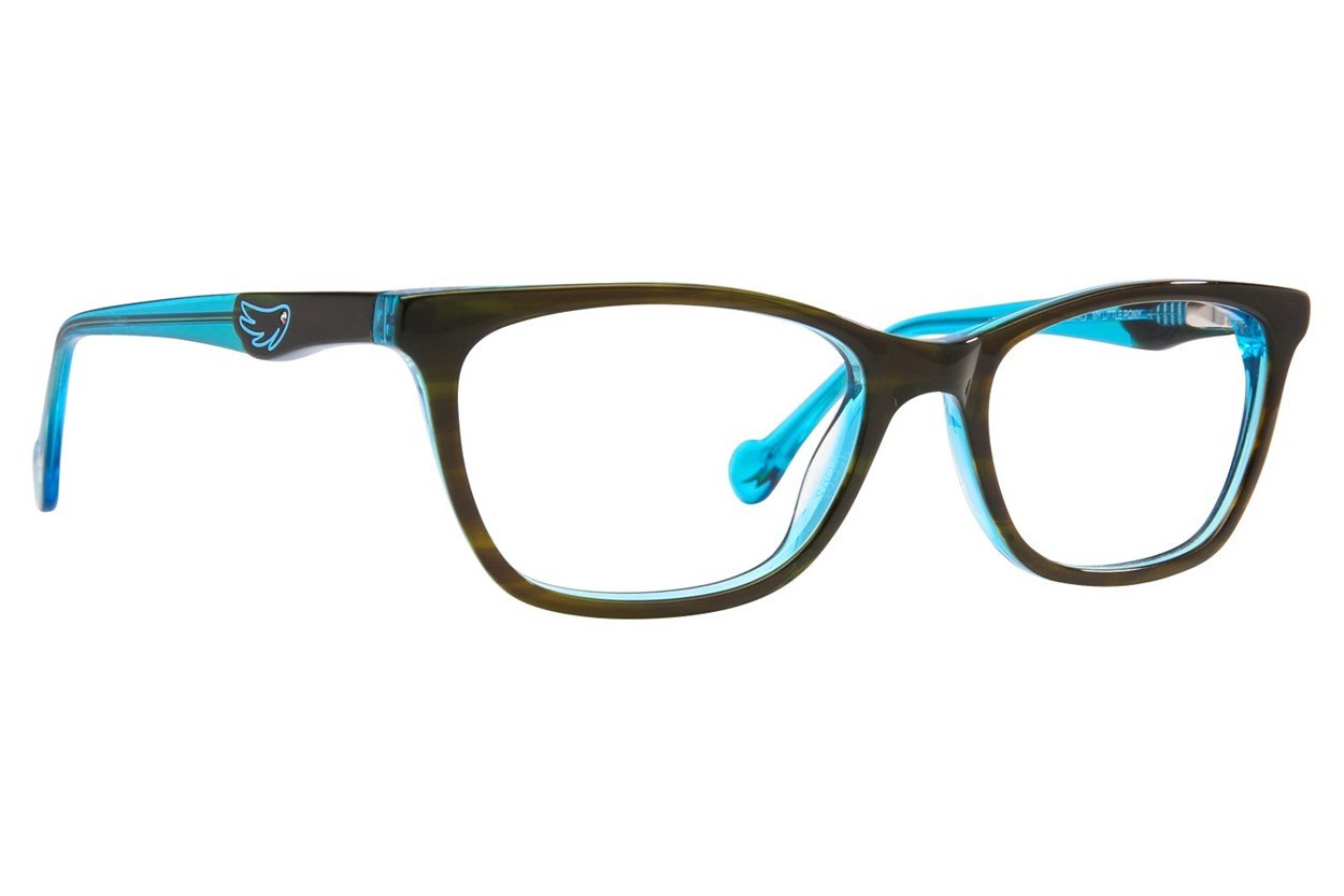 My Little Pony Loyalty Brown Glasses