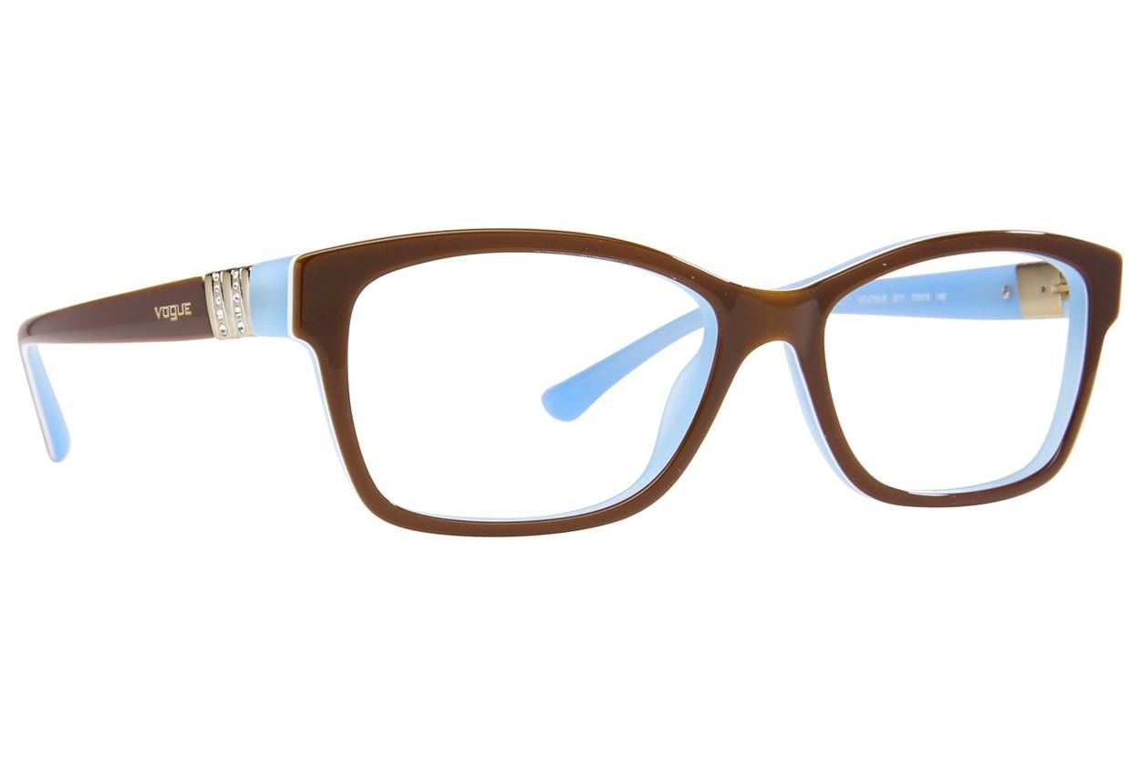 Vogue VO2765B Brown Glasses