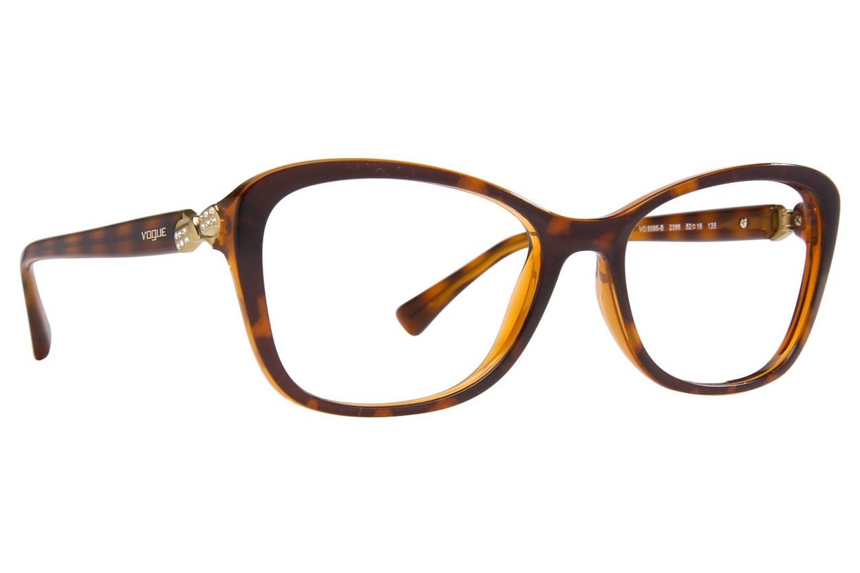 Vogue VO5095B Tortoise Glasses