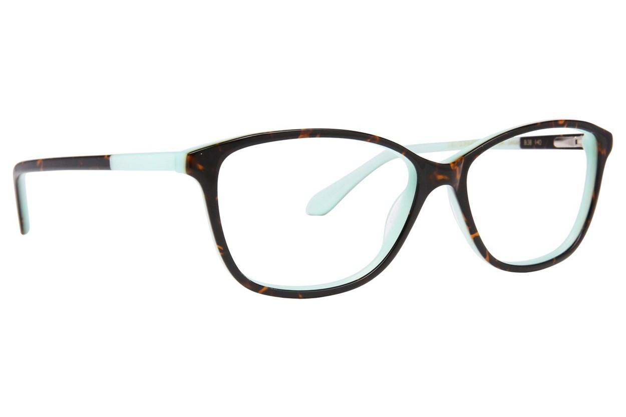 Lulu Guinness L895 Tortoise Glasses