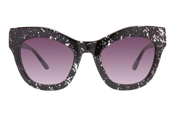 Lulu Guinness L138 Black Sunglasses