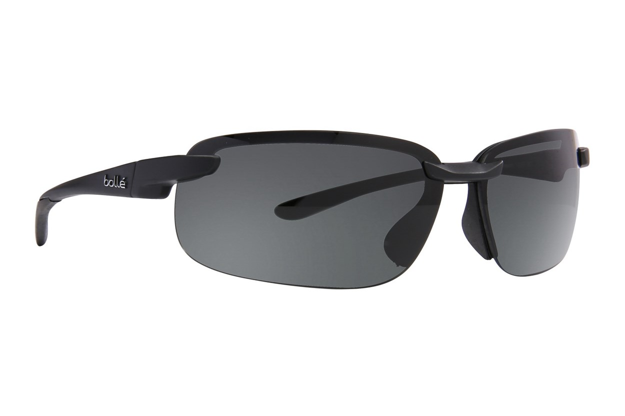 Bolle Attraxion Black Sunglasses