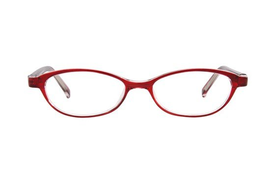 Affordable Designs Grace Red Glasses