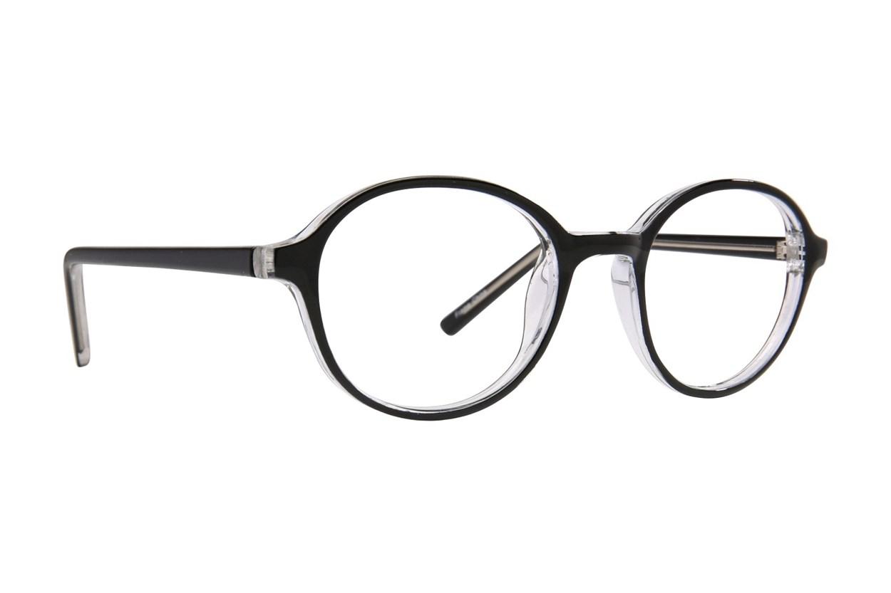 Affordable Designs Val Black Glasses