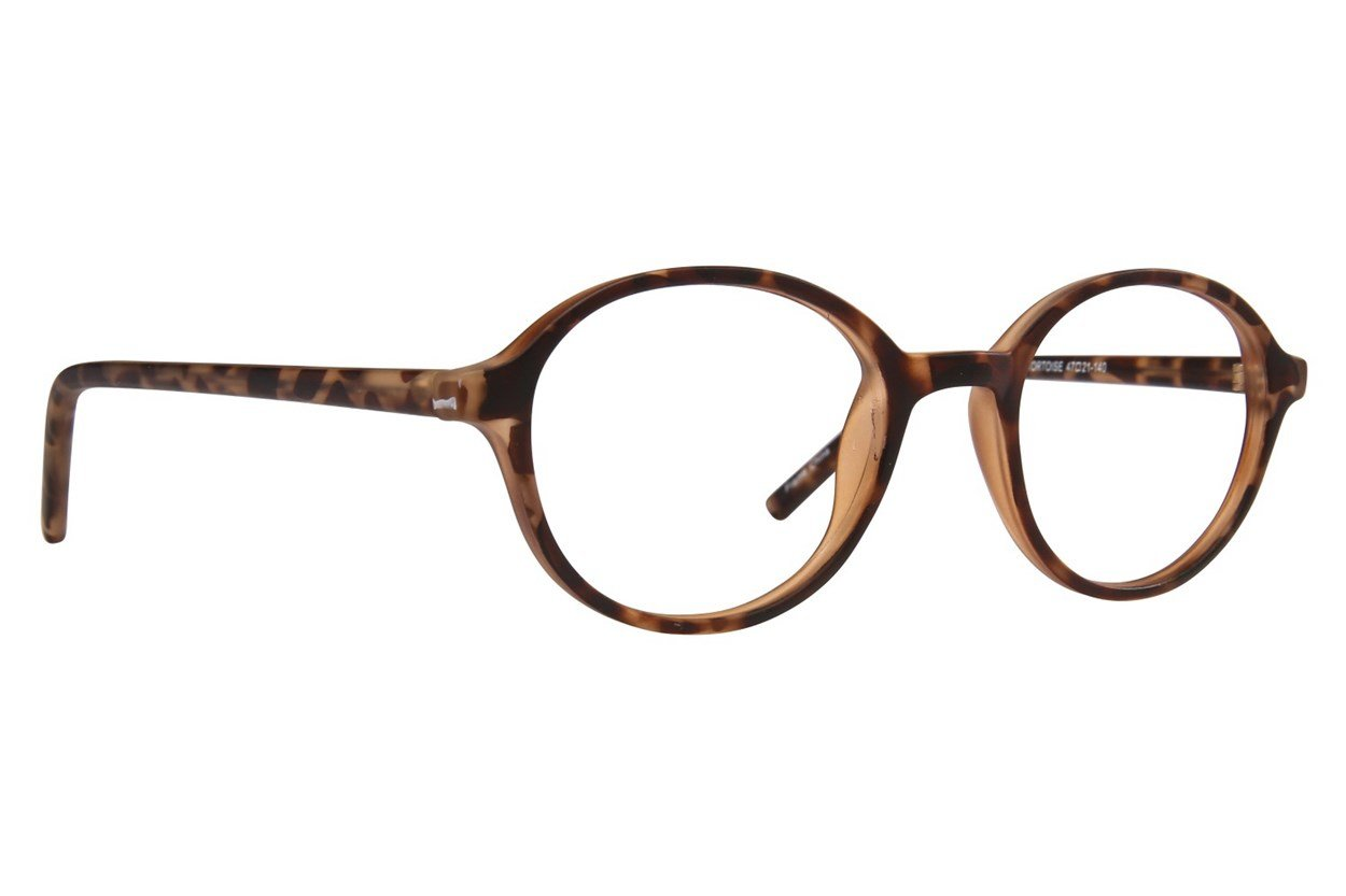 Affordable Designs Val Tortoise Glasses